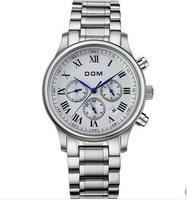 Dom men automatic casual watch clock mens sports watches men luxury brand wristwatches man watch relogio masculino montre homme