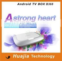 B368 RK3288 Quad Core Cortex A17 Android TV BOX 4K x 2K FHD 1080P HDMI Media Player 2G/16G Bluetooth Wifi Base-T Android 4.4