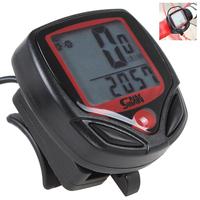 27 x 23mm LCD Display Digital Tachometer Gauge Hour Meter For Bike / Motorcycle / Boat Engines