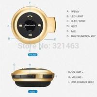 Mini -503 Wireless Stereo Music Bluetooth Headset Earphone Sports Headphone for iPhone 5S 5 4S Samsung Galaxy S3 S4 Note II 3