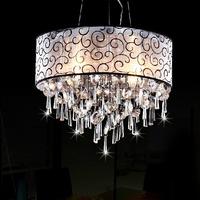 Free Shipping Hot Sale Modern Lustre Decoration Home crystal chandelier lustres de cristal hanging lights for bedroom