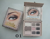 Free Shipping New makeup naked eye soft & sexy eyeshadow palette(1 Pieces/Lot )