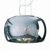 Free shipping 110V-220V blown glass pendant light dia 40cm contemporary pendant lighting
