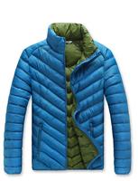 2014 fashion famous brand  winter jacket men sportswear fur collar hooded warm sport jacket and coats winter jacket for outdoor