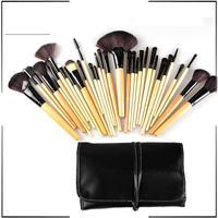 Professional Cosmetic Make Up Brush Set with Case 32 pcs Makeup Brush Set tools Make-up Toiletry Kit