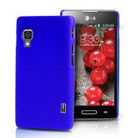 Hybrid Hard Back Case Cover For LG Optimus L5 II E460