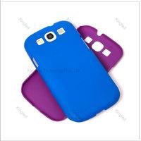 2 x Plastic Matte Hard Case Cover for Samsung Galaxy S3 I9300