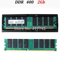 for all desktop PC-3200 memory ddr1 RAM 400 2Gb (1Gb*2) dual channel  / ddr 400Mhz 2G  -- lifetime warranty -- good quality