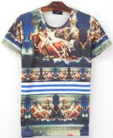 Nostalgic Tribe Confusion 3D Printed T-Shirt Women Men Tee Shirt Streetwear