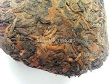 250g Made in 1995 OLD MUSHROOM CHINA YUNNUN PUER GREEN RAW TEA BOWL SIZE