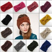 Wide Knitted Headband, Women's, Fashion Accessory, Winter, Cozy, Stocking Stuffer, Cable Knit Ear Warmer