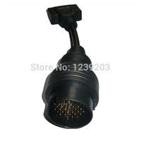 2014 NEW Free Shipping Autel Maxidiag Elite MD802 MB 38 Pin Adaptor