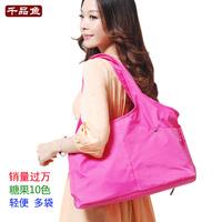 Casual hobos fashion diaper bag large capacity tote bagmultifunctional nappy bag light women'smummy bag
