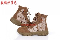 INFANTRY combat boots foot outdoor climbing shoes casual camouflage commando boots digital desert boots free shipping