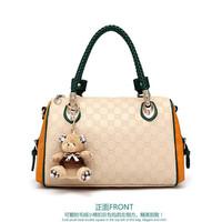 Women's handbag 2014 new womens tote bag han for db ags