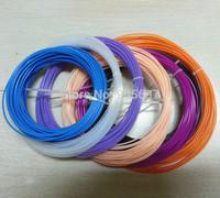 Free Sample 3D Printer Filament ABS/PLA/PVA Dia 1.75MM 3.0MM Multicolor optional For 3D Printing