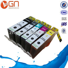 5 set compatible ink cartridge for HP4615 printer(free shipping)