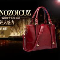 New fashion brand handbag shoulder bag messenger across South Korea leisure all-match portable major suit bags A1114