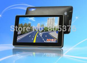5inch TV  GPS Navigation, Free Map+4GB TF Card,TV Bluetooh, Av-In, FM Transmitter, MTK468MHz, DDR128MB, EN UYGUN FIYATLAR BURDA(China (Mainland))