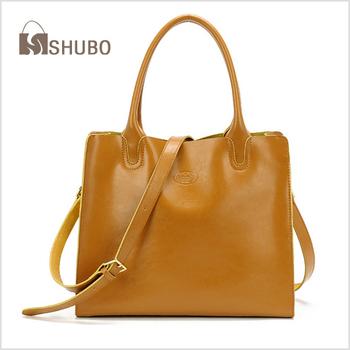 Shubo европейско-американский женская сумки мода женщин из натуральной кожи сумки с большим объемом посланник сумки Bolsas SH127