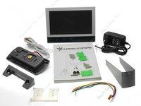 "Free shipping!ACTOP Doorbell Camera Video Intercom Doorphone 7"" HD 800*480P Touch Monitor +SD DVR"