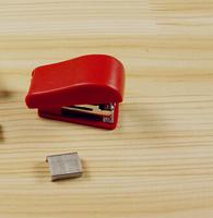 Free Shipping Mini Stapler Standard Staples Home Office Stationery