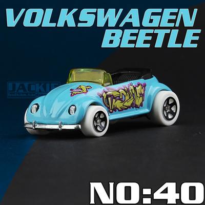2014 NEW FREE SHIPPING original Hot wheels big sale alloy car car toy pocket car Beetle model(China (Mainland))