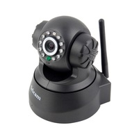 1set Wireless Wifi IP Camera Indoor 3.6MM Night Vision Security Camera  Night Vision 10M Motion Detection