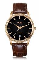 Dom men casual watch clock mens sports watches men luxury brand wristwatches man quartz watch relogio masculino montre homme