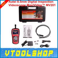 Top 2014 Super 100% Original Autel Digital Inspection Videoscope MaxiVideo MV201 Exam Images Tool MV 201 With 8.5mm Imager Head