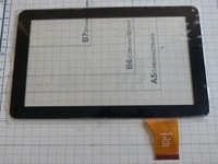 9 inch touch screen capacitive screen Tablet handwritten screen DH-0901A1-FPC03-2