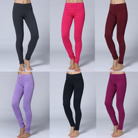 Wholesale LULU skinny YOGA casual pants,cheap female Wunder Under Solid Pants/Legging/Skinny long trousers Sportswear XXS-XL