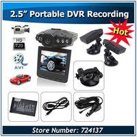 "2.5"" Portable mi-ni HD DVR Car Black Box LED Night Vision Vehicle Camera Video Recorder HDMI Dash Cam G-sensor"