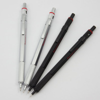 Redcircle 600 Mechanical Pencils Professional Metal Mechanical Pencil Line Art Pen 0.3-2.0 mm Special Drawing