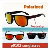 11 color 2015 fashion sports men sunglasses polarized fishing Driving cycling sunglasses Brand designer sun glasses - p9102