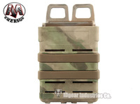 EMERSON FAST-Mag Friction Magazine Holder Gen3 Fastmag double mag pouch nylon EM6350 A-TACS/FG