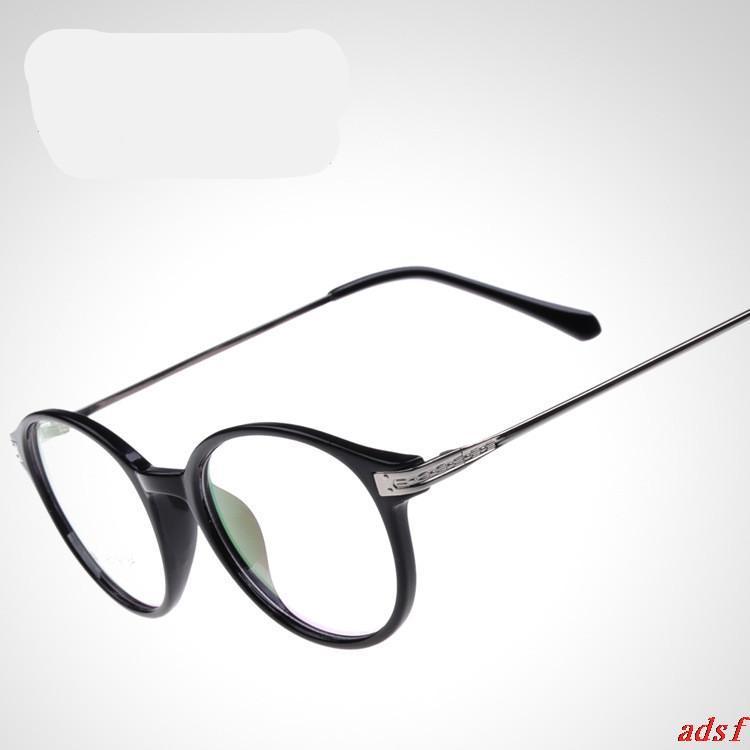 New Glasses Frame Adjustment : Aliexpress.com : Buy 2015 New Retro Metal Optical Plain ...
