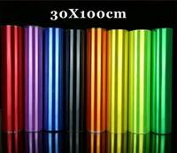 30cm*1m Auto Car Sticker Smoke Fog Light HeadLight Taillight Tint Vinyl Film Sheet all colors available car decoration decals