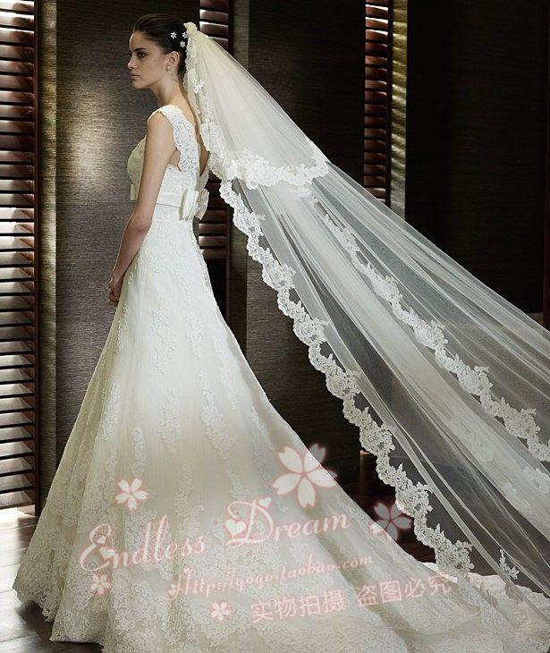 pizzo lungo trailing abito da sposa principessa abito da sposa