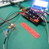F10627 3D Printer AD597 K -type Thermocouple Temperature Control Interface Board Ultimaker / Ramps AD597
