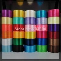 "2""(5cm) x 25 yards/lot cloth tape packing belt gift ribbon roll wedding deco"