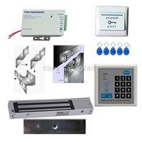 RFID/EM Access Control+400Lbs Magnectic Lock Kit       Keypad+400lbs lock kit
