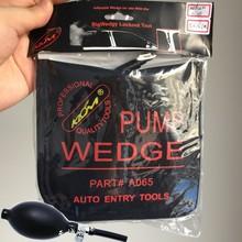 100% KLOM PUMP WEDGE Airbag 2015 New for Universal Air Wedge LOCKSMITH TOOLS Lock Pick Set.Door Lock Opener Medium size 15X15CM(China (Mainland))