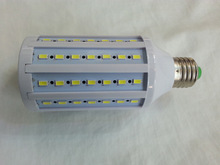 [Seven Neon]Free DHL shipping 50pcs 220V 15W 84leds 5730 SMD LED Corn Bulb Light ,E27/ B22/E14 LED corn bulb(China (Mainland))