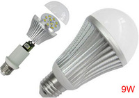 9W bulb LED light CE RoHS SAA  indoor lightinghigh bright A60 / 5 level engery saving/ Epistar  good quality driver