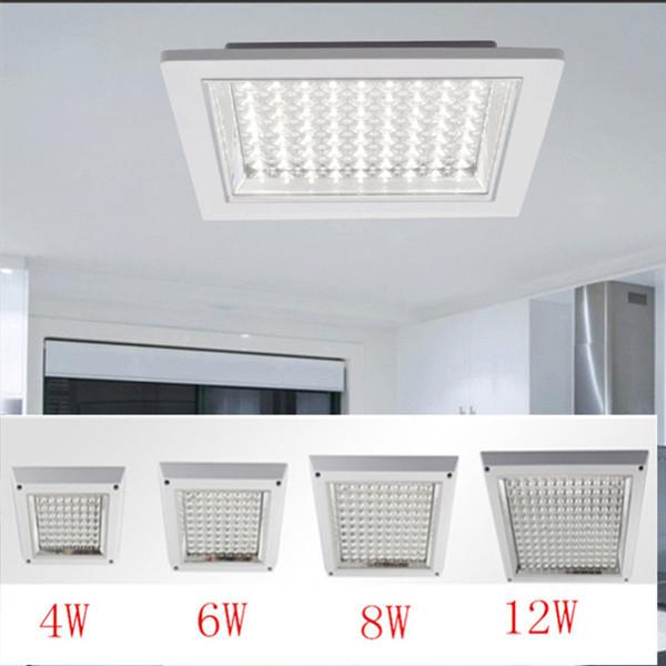 Popular led kitchen lighting fixtures buy cheap led - Concealed led ceiling lights ...