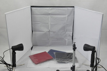 Portable 60cm Camera LED Photo Studio Box Light Lighting Cube Tent Kit w/ Tripod FAST EMS DHL FEDEX