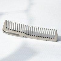 Titanium Ti Comb Health Care EDC Tool Nice Gift