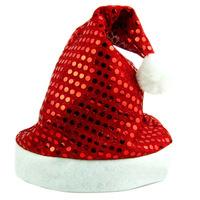 M105 golden light sheet double-layer composite Santa hats / Christmas gift / fine men and women were cap wholesale