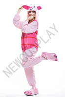 NEWCOSPLAY Brand New Free Shipping Adult Animal Onesies Cosplay Costume Pyjama Pajamas Sleepwear Jumpsuit Hoodies Unisex